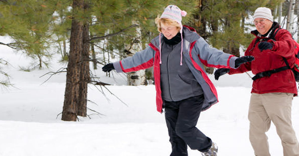 7 winter safety tips for seniors and their caregivers