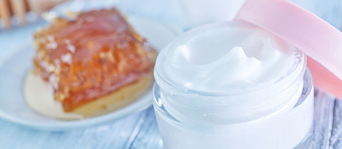 Make your own homemade lotion to soothe your little one's sensitive skin.
