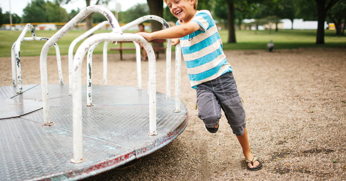 5 Health Benefits Of Kids Playing
