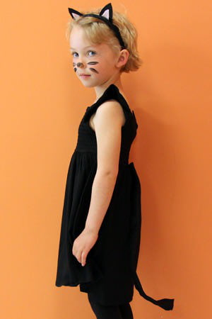 As a part of the Care.com Halloween costume series hereu0027s how to turn your child into a spooky black cat.  sc 1 st  Care.com & How To Make A Cat Costume - Care.com
