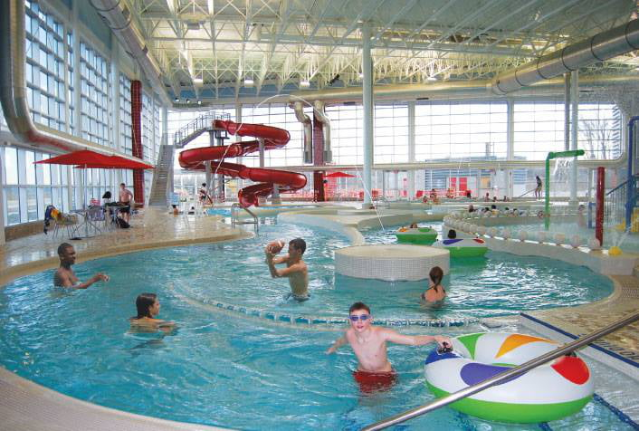 The 10 best metro detroit water parks to keep cool in the - University of michigan swimming pool ...