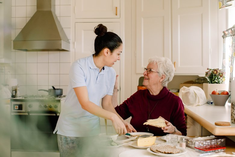 What senior care providers should report back to their clients