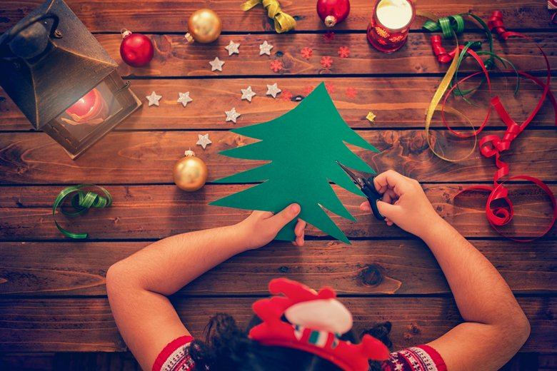 12 Easy Holiday Crafts Kids Can Make Care Com