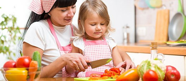 teaching your kids kitchen safety - care community