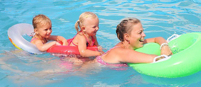 6 Fun Pool Games For Kids: Tire Them Out And Keep Them Happy! - Care.com