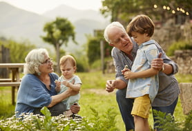 5 activities to do with seniors that will lift their spirits — and yours