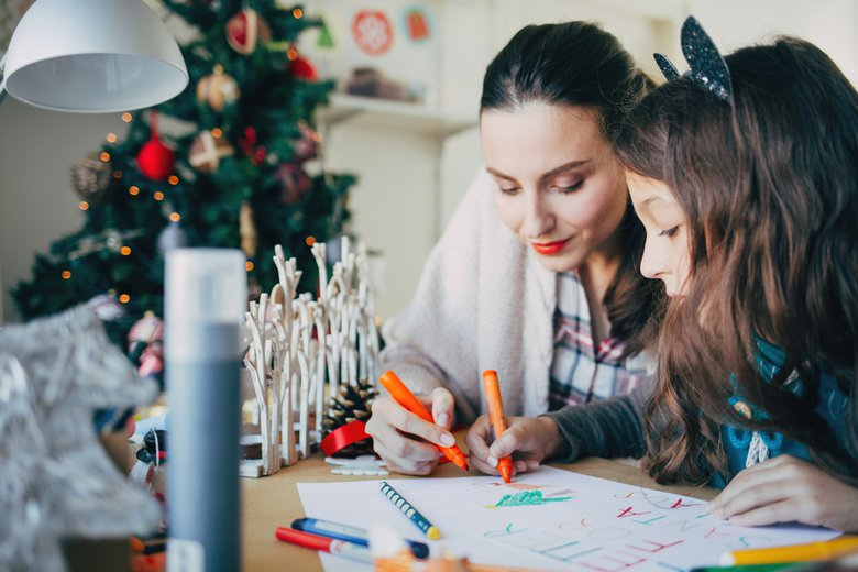 8 Creative Holiday Gifts Kids Can Make for Their Nanny