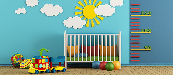 Gender Neutral Nursery Themes Generally Utilize The Color Yellow But That Is Far From Your Only Option Choose A Theme Can Grow With Child For