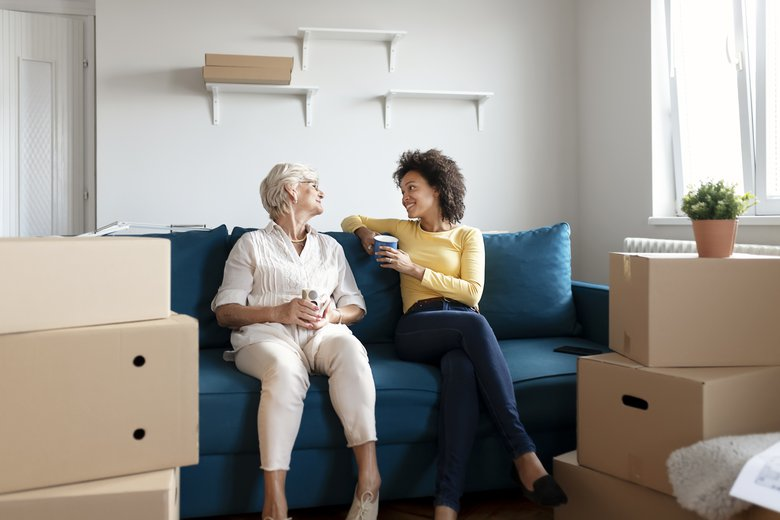 10 ways to make moving easier for your senior loved one