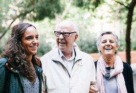 A caregiver's guide to dealing with dementia