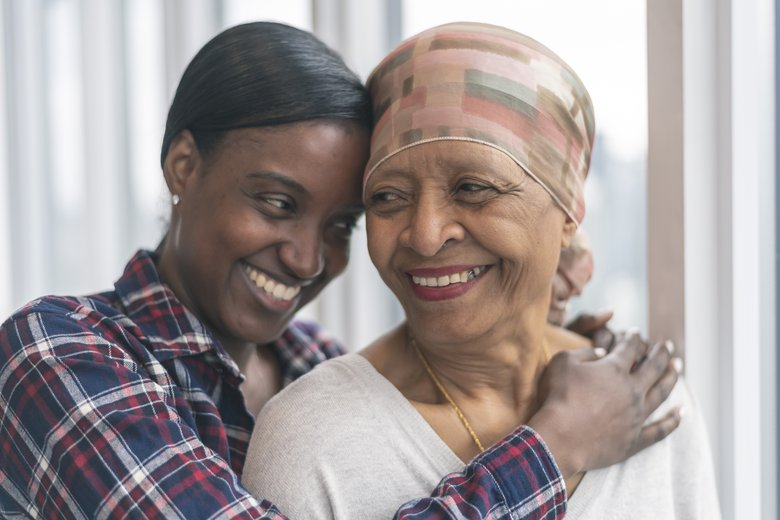 12 ways to help a parent with cancer