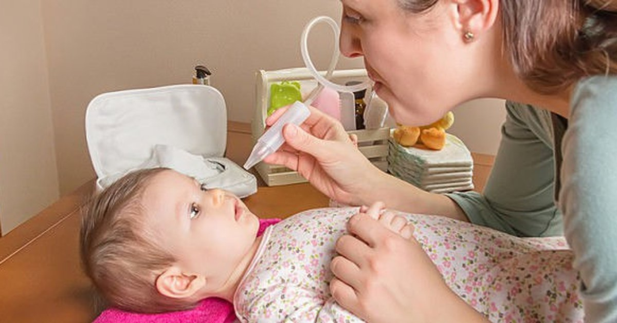 5 Common Causes Of Infant Congestion - Care com