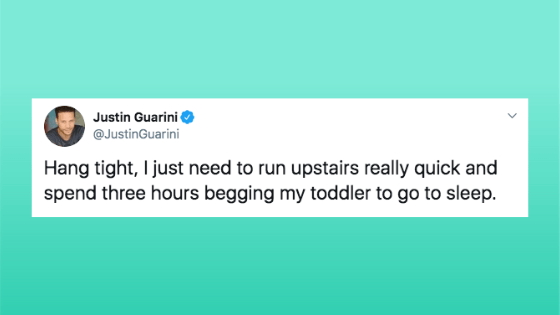 15 tweets from parents that nail the hell that is sleep deprivation