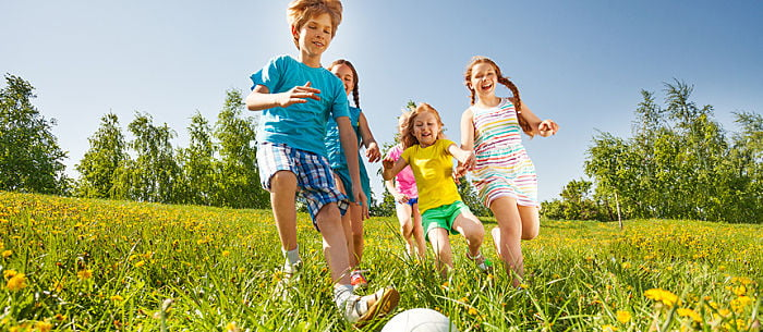 11 group games for kids care com