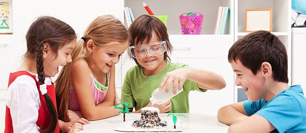 Image result for Fun experiment time with kid