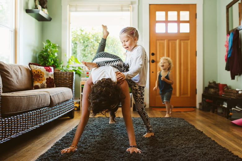 25 Fun Babysitting Games