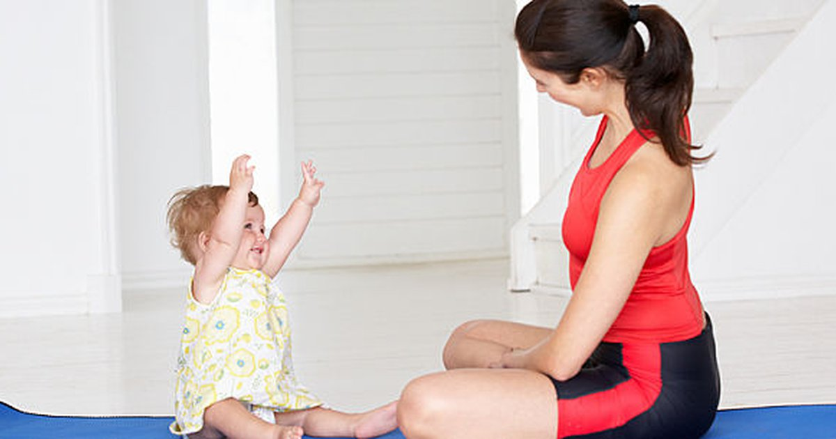 7 Mommy And Me Yoga Poses You Can Do At Home Care Com