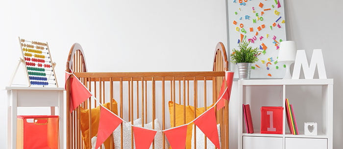 We Ve Got The Information You Need To Design A Beautiful Baby Nursery Fit Your Budget For New Arrival
