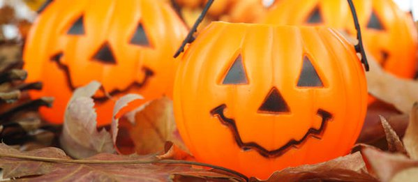 on halloween night little goblins ghouls pumpkins and ghosts take to the streets in their adorable costumes and its our job as parents to keep them - Halloween Tips