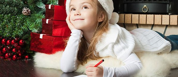 teach your child how to write a letter to santa claus and acquire meaningful values in the process