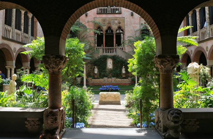 Best Things to Do in Boston When Your Kids Say I'm Bored: The Isabella Stewart Gardner Museum