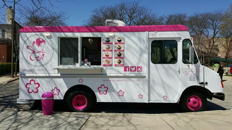 10 Chicago Food Trucks to Visit With the Kids: A.Sweets Girl