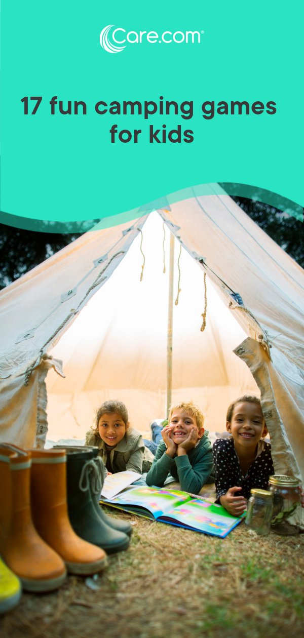 17 fun camping games for kids - Care com