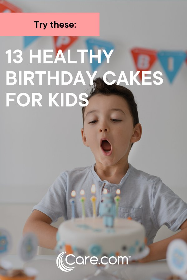 Magnificent 13 Healthy Birthday Cake Recipes Care Com Funny Birthday Cards Online Elaedamsfinfo