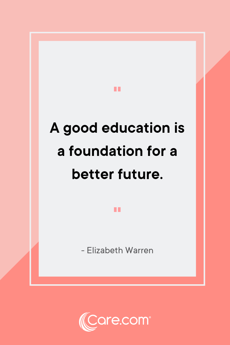 16 back to school quotes to inspire kids on their first day