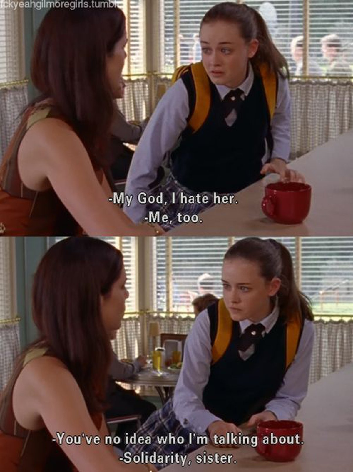 11 Times The Gilmore Girls Defined Mother And Daughter