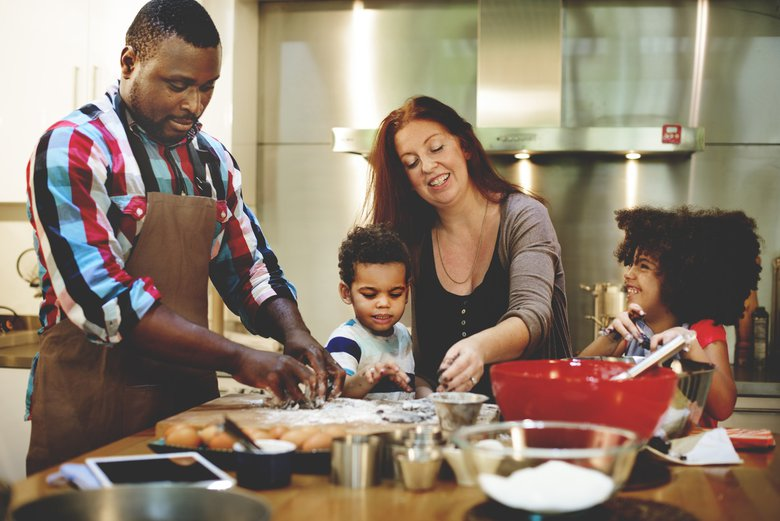 A Parents' Guide To Heart-Healthy, Kid-Friendly Cooking