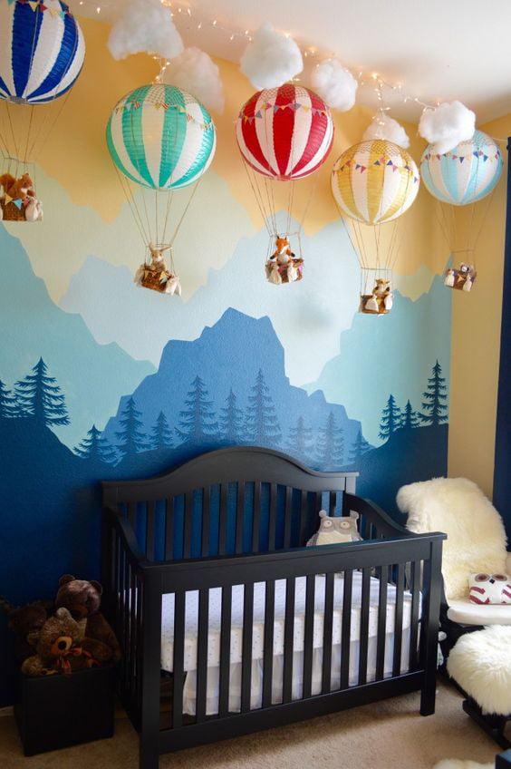 Simple Nursery Ideas Go A Long Way In Saving You Dollars