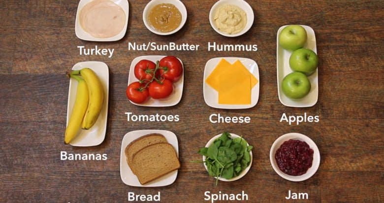 Fun And Healthy School Lunches Your Kids Will Actually Eat