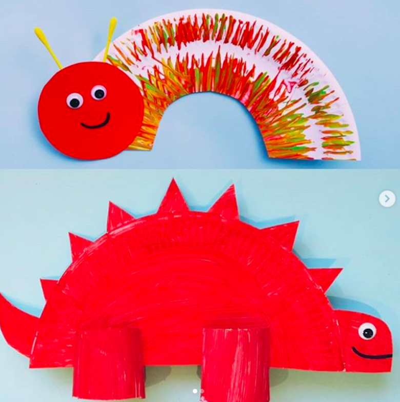 13 Simple Crafts For Kids To Make With 3 Supplies Or Less Care Com