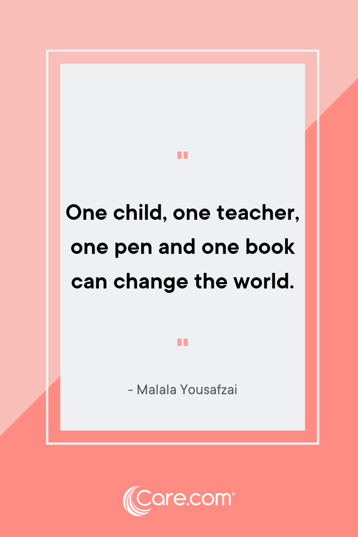 16 back to school quotes to inspire kids on their first day ...