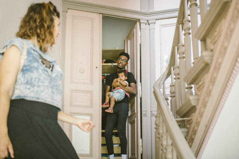 Leaving your baby for the first time: 5 steps to reduce separation anxiety