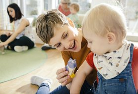 7 tips to find the best day care for your child