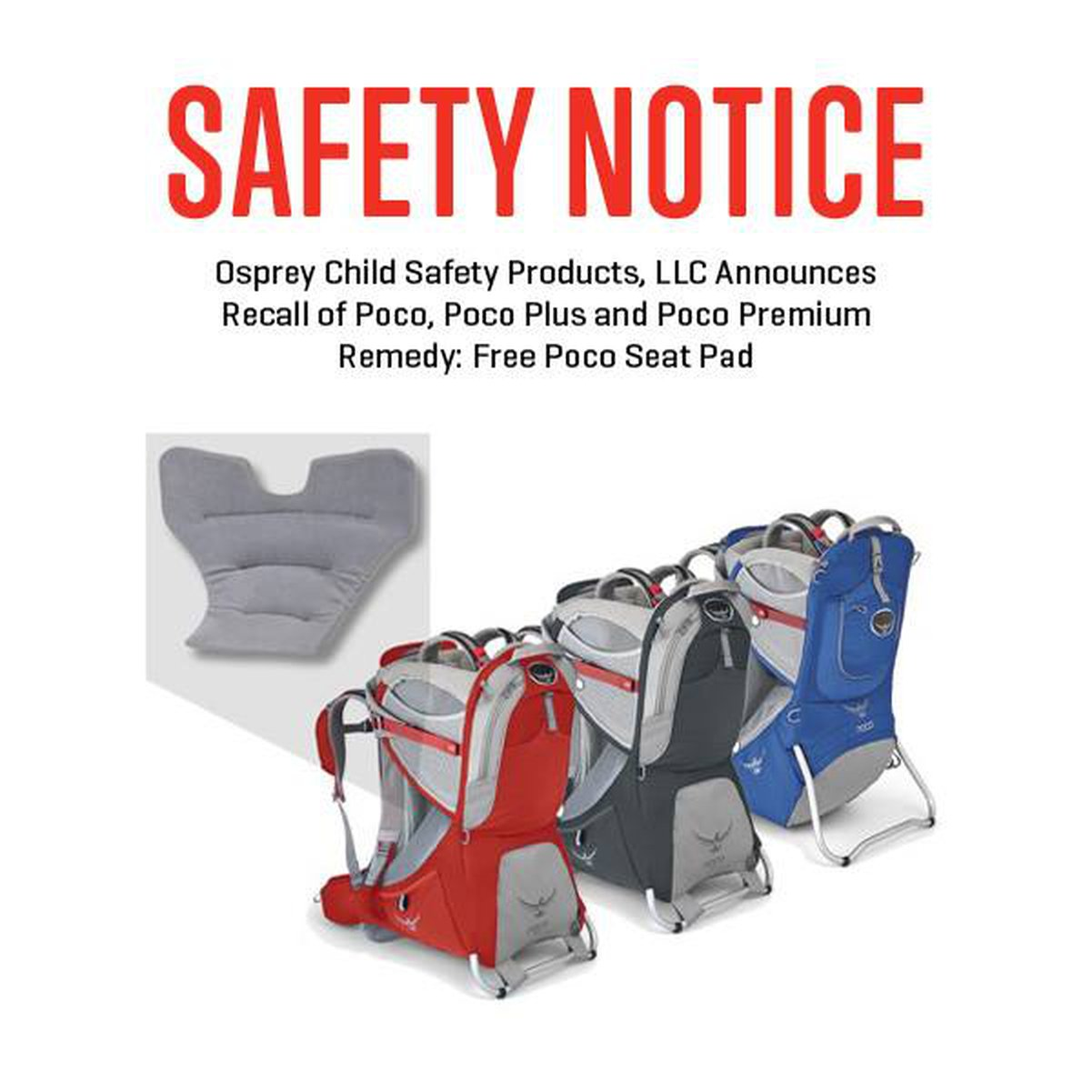 1ac4675585c Recall Alert  Osprey Child Backpack Carriers Pose Fall Hazard - Care.com