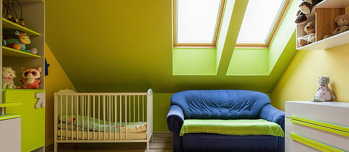21 Creative Nursery Room Ideas You Haven\'t Thought Of - Care.com
