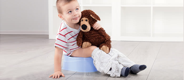 How To Potty Train A Reluctant Child - Care com