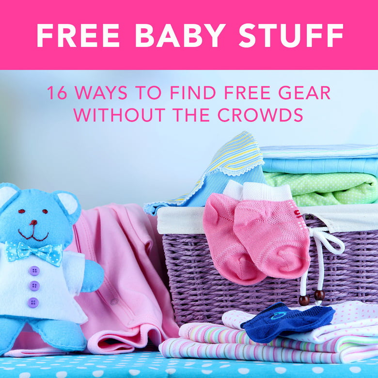 16 ways to get free baby stuff care com