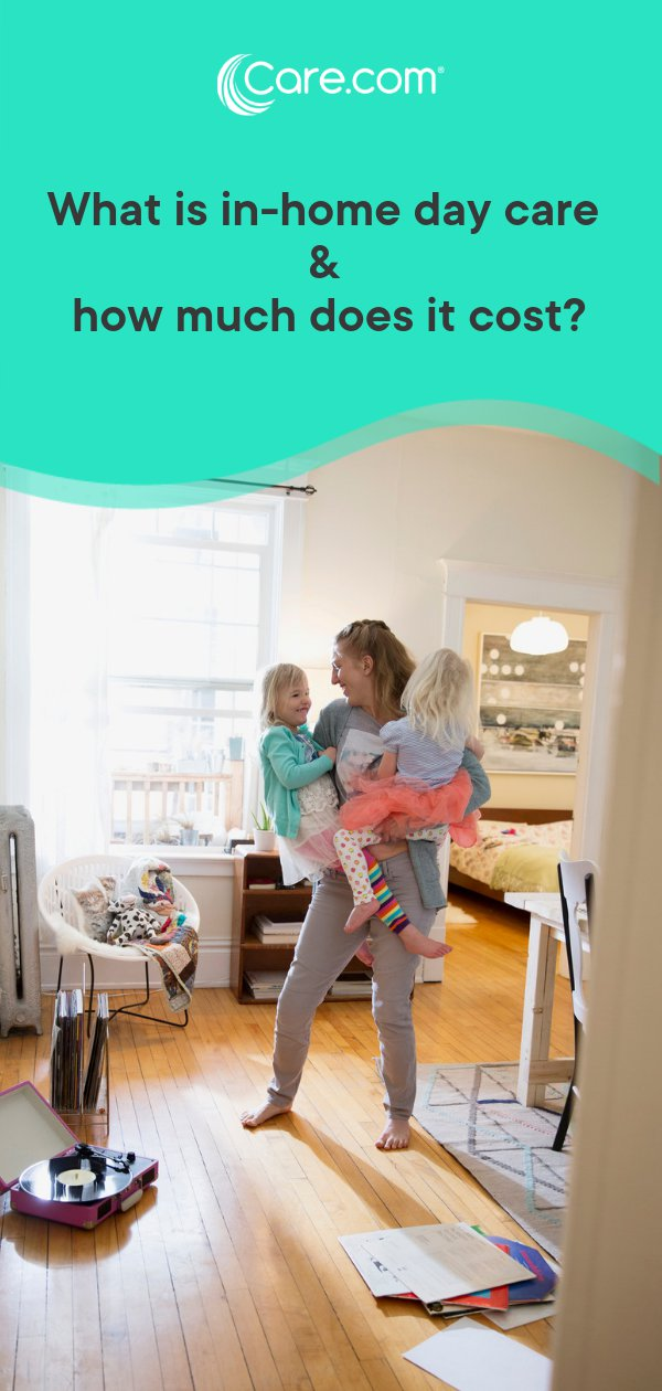 What Is In-Home Day Care And How Much Will It Cost Me