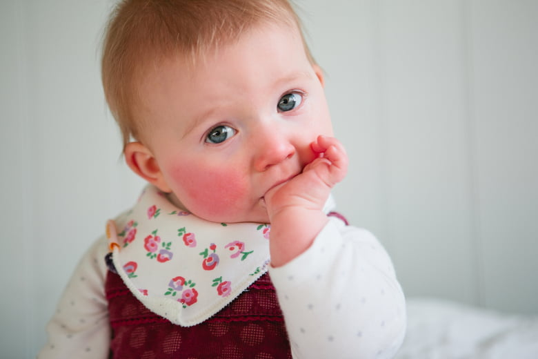 Teething rash: 4 things you need to know - Care com