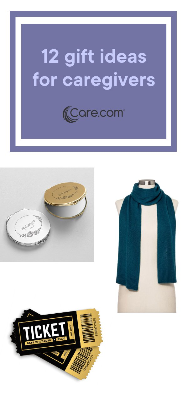 12 Gifts For Caregivers Care Com