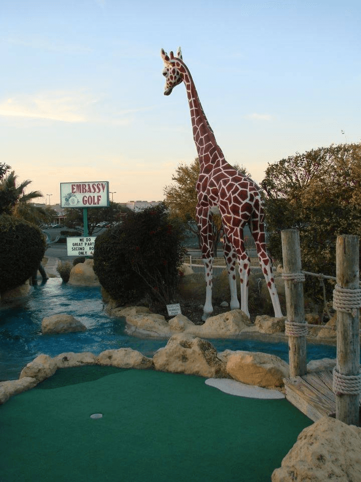 The 10 Best Places To Play Mini Golf Around Austin - Care.com