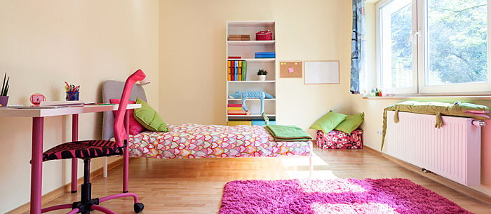 12 Little Girls\' Bedroom Ideas - Care.com
