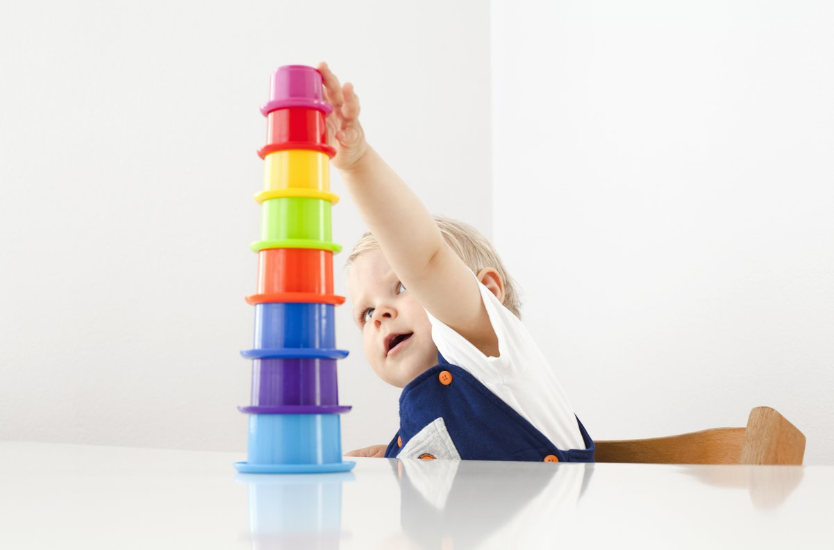 The easy-to-grasp Sensory Discover and Play Sensory Ball Fun Activity!