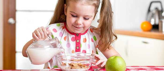 Save Time In The Morning By Having Your Kids Prepare Their Own Easy Breakfasts Here Are 9 Great Recipes Can Make While You Finish Getting Ready