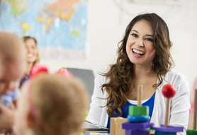 Got child care experience? Here are 7 great careers, plus tips for getting ahead