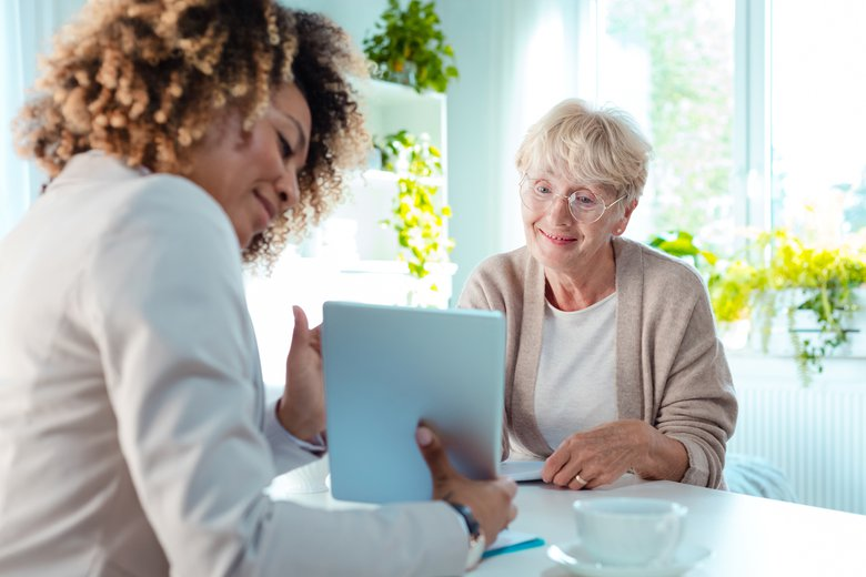 How senior caregivers can best care for themselves during coronavirus